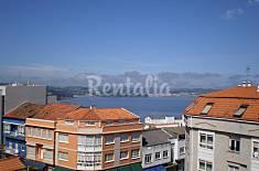 Apartamento para 4-5 personas a 500 m de la playa A Coruña/La Coruña