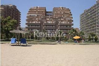 Totally equipped apartment only 50 meters from the beach Castellón
