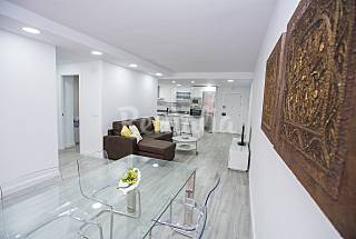 Apartamento para 4-6 personas a 50 m de la playa Málaga