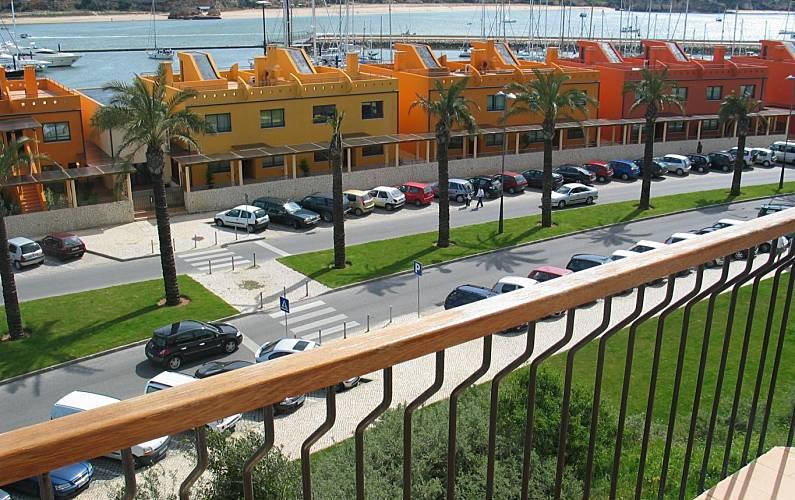Apartamento duplex na Praia da Rocha, Portimão Algarve-Faro - Vistas da casa