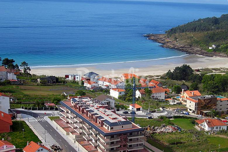 Casa para alugar a 50 m da praia canelas sanxenxo - Casas prefabricadas pontevedra ...