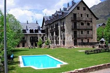 60 apartamentos en boi ta ll pla de l 39 ermita pla de l 39 ermita la vall de bo lleida l rida - Apartamentos boi taull resort ...