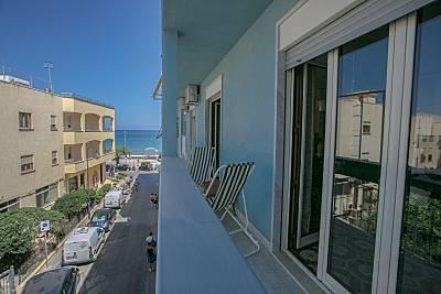 Appartamento per 6 persone a 50 m dalla spiaggia Palermo