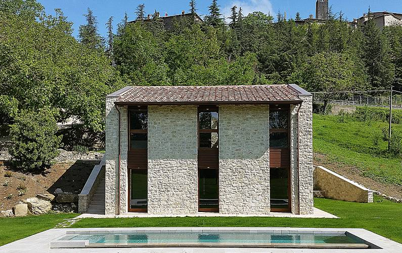 Villa per 6 persone - Umbria Terni