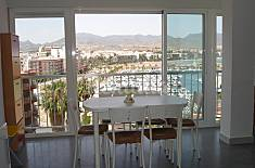 Apartment for 4 people only 150 m from the beach Murcia