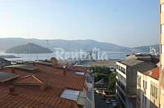 Apartamento de 4 habitaciones a 800 m de la playa Pontevedra