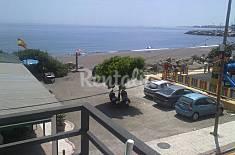 Apartment on the beach front line (Air cond, WiFi) Málaga
