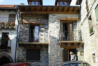 Maison en location dans un environnement montagneux Huesca