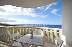 3 habitaciones en Primera linea de playa  Lugo