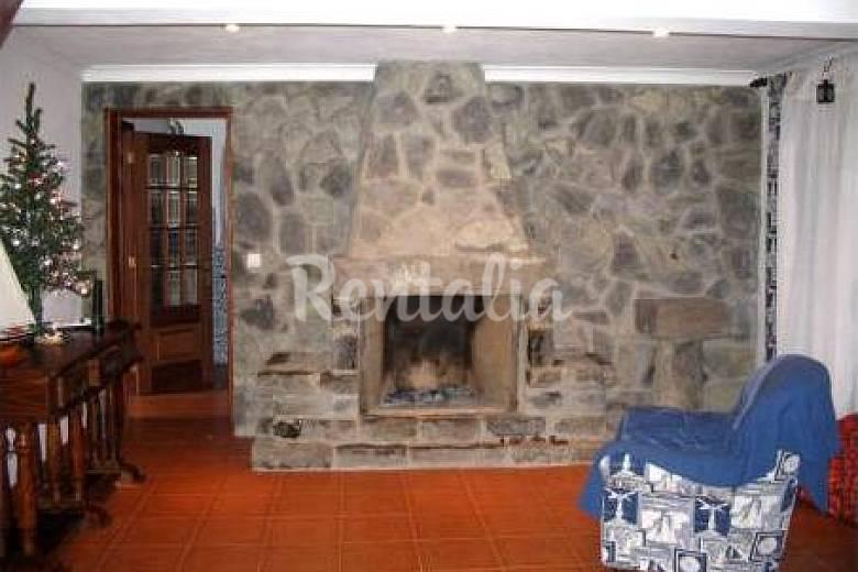 Villa Living-room São Miguel Island Ponta Delgada Countryside villa