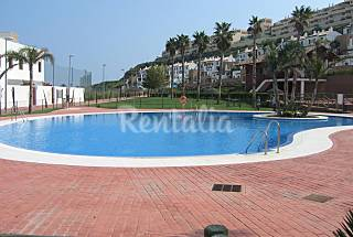2 luxury apartments on golf course Málaga