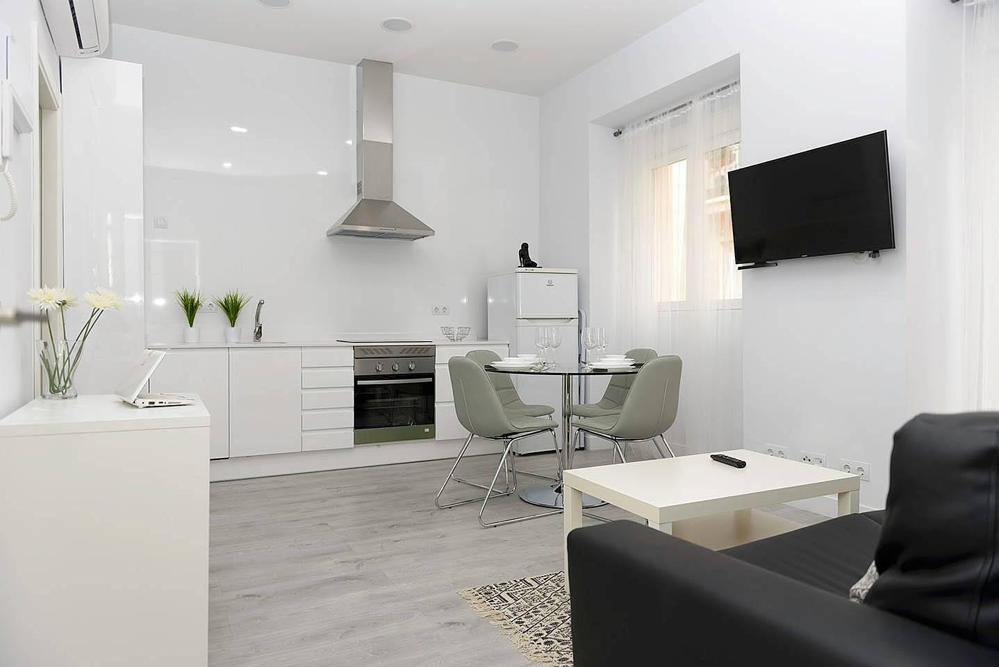 Apartamento en alquiler en madrid lavapi s madrid - Apartamentos alquiler madrid baratos ...