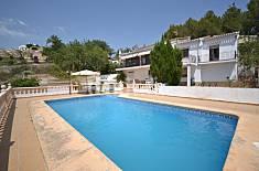Villa para 8 personas con piscina 8 km de la playa Alicante