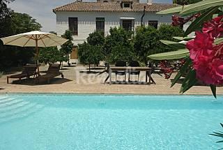 Maison rurale de charme avec 4 gîtes et piscine, à Grenade