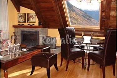 6 Dining-room Lerida Vielha e Mijaran Apartment