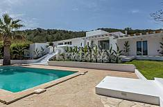 House for 15 people in Can Cabrit Ibiza