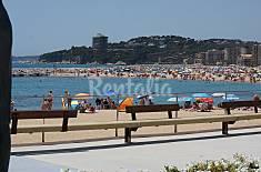 Appartement pour 2-4 personnes à 50 m de la plage Gérone