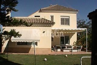 Villa per 9-10 persone a 2 km dalla spiaggia Cadice
