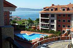 Apartment for rent only 500 meters from the beach Pontevedra