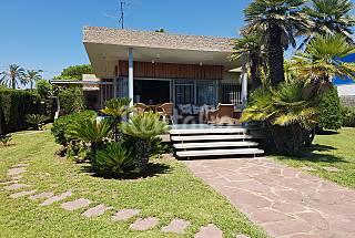 Villa de 4 habitaciones a 50 m de la playa Castellón