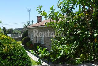Casa típica del rural, gallego Pontevedra