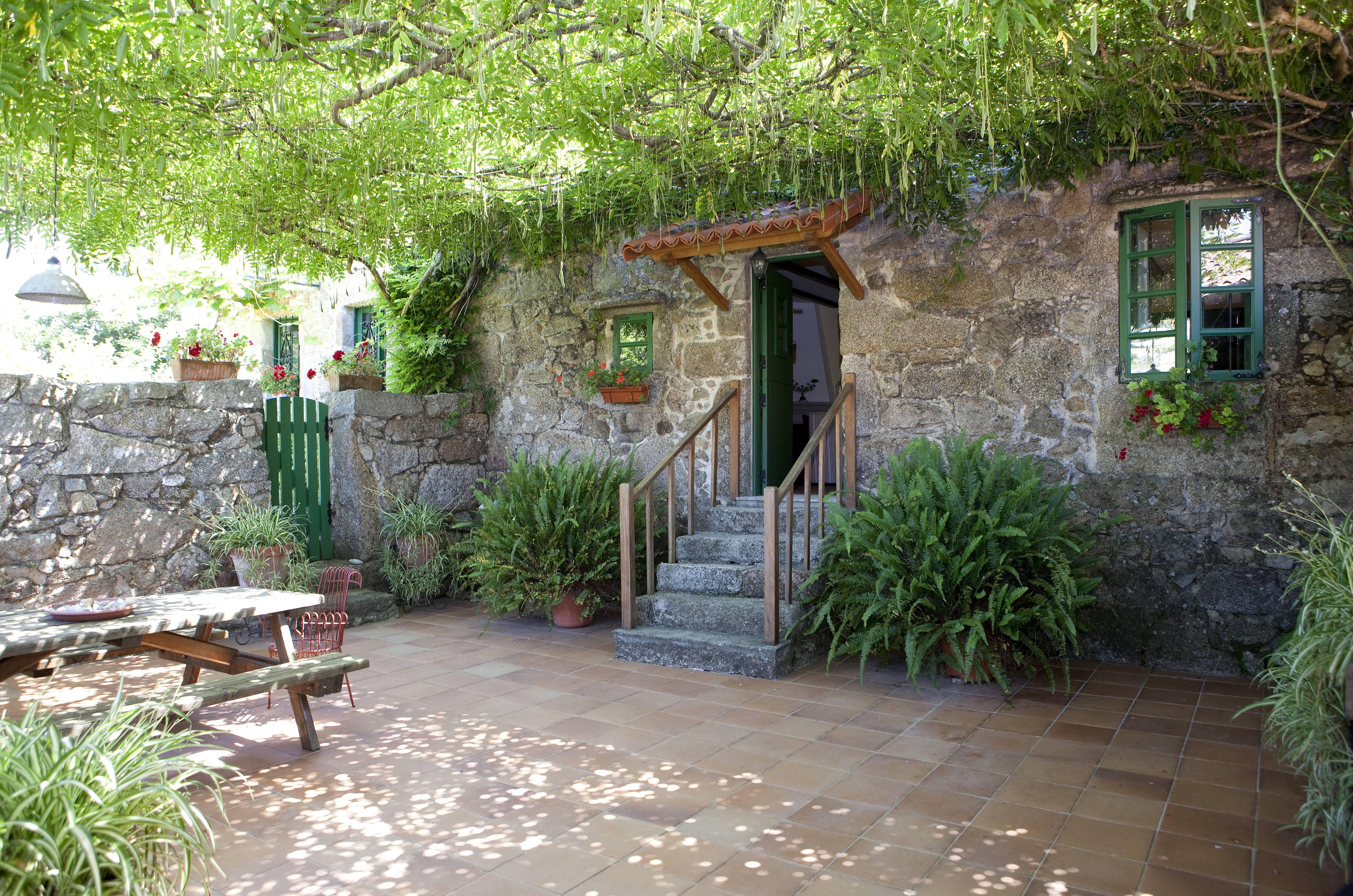 Casa rural cerca de sanxenxo y de la playa saramagoso meis pontevedra ruta del vino de r as - Casa rural ameneiros sanxenxo pontevedra ...