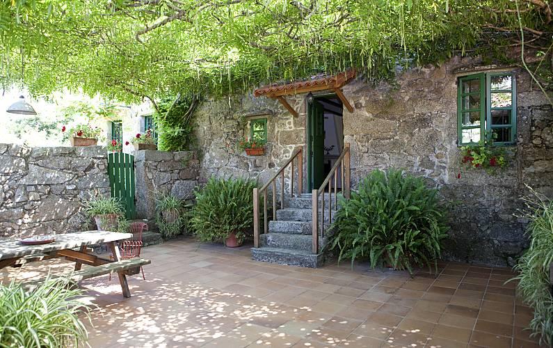 Casa rural cerca de sanxenxo y de la playa saramagoso - Casa rural rias baixas ...