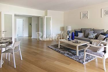 Luxury Living-room Lisbon Cascais Apartment