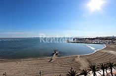 Amplio piso ubicado en la primera línea del mar! Murcia