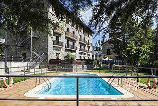 Apartamento com 1 quarto Astún Huesca