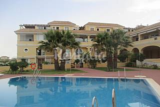 Apartment for rent on the beach front line Huelva