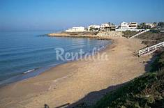 Apartment with 2 bedrooms on the beach front line Ragusa