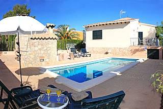 Modern and cozy next to Cala Blava Majorca