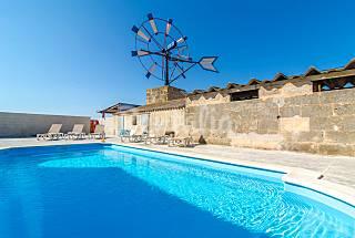 SA VAQUERIA - Apartment for 4 people in Campos. Majorca
