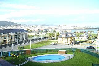 Appartement de 1 chambres à 150 m de la plage Lugo