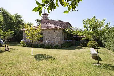 Casa rural cerca de Sanxenxo y de la playa Pontevedra