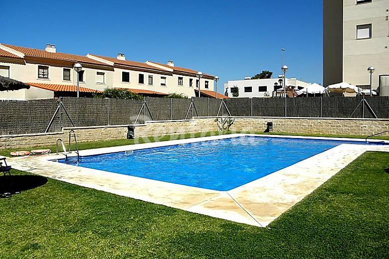 Apartamento para 6 personas con piscina estella del for Piscina jerez de la frontera