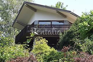 Villa with 4 bedrooms in Pettenasco Novara