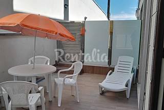 Appartement pour 4-5 personnes à front de mer Lugo