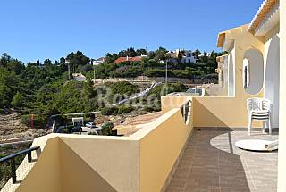 501 - Apartment for 4-6 pax at 50 m from the beach Algarve-Faro
