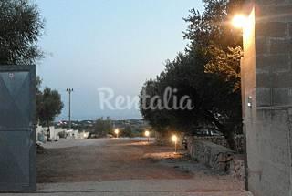 D'Agosto libere 2camere nel Salento a 5minuti dal  Taranto