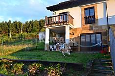 Casa en alquiler a 400 m de la playa Asturias