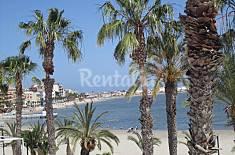 Apartamento a 40 metros de la playa Villananitos Murcia