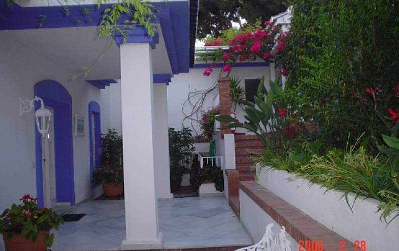 Splendid Outdoors Málaga Málaga villa - Outdoors