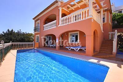 Villa de para 10 personas con piscina privada. Alicante