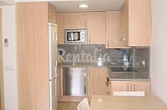 Appartement met 1 slaapkamers op 50 meter van het strand Gerona