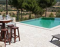 Villa en alquiler en Sant Joan Mallorca