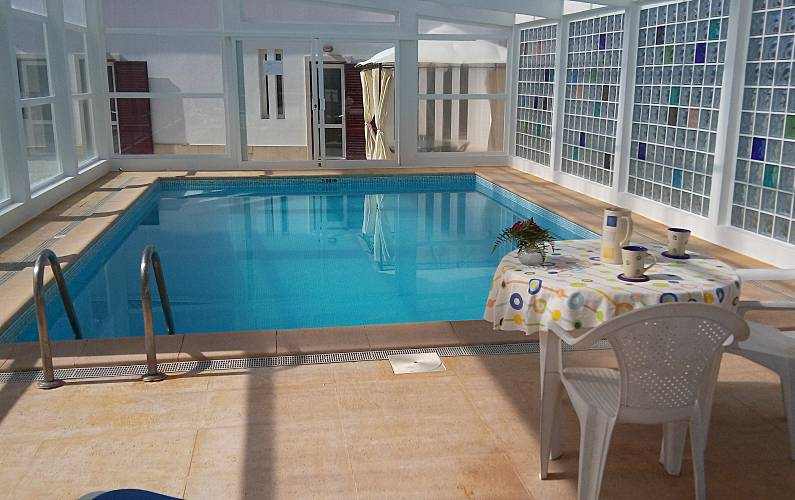 House Swimming pool Lisbon Torres Vedras House - Swimming pool