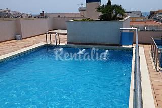 Apartamento 6-8 personas a 100m de la playa Castellón