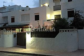 House for 6-7 people only 25 meters from the beach Ibiza